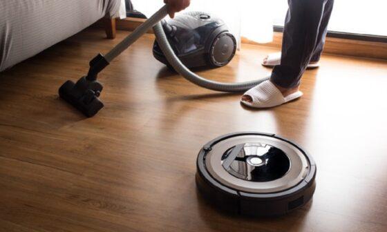 evinizde size zaman kazandiracak robot supurgeler teknosa