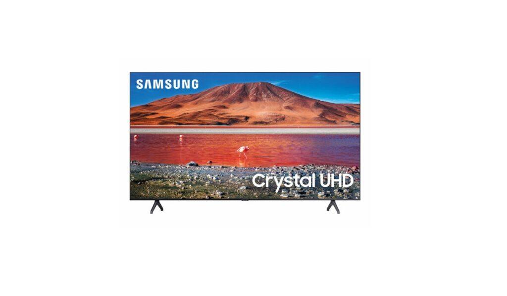 Samsung 50TU7000 125 Ekran 4K CRYSTAL UHD TV teknosa
